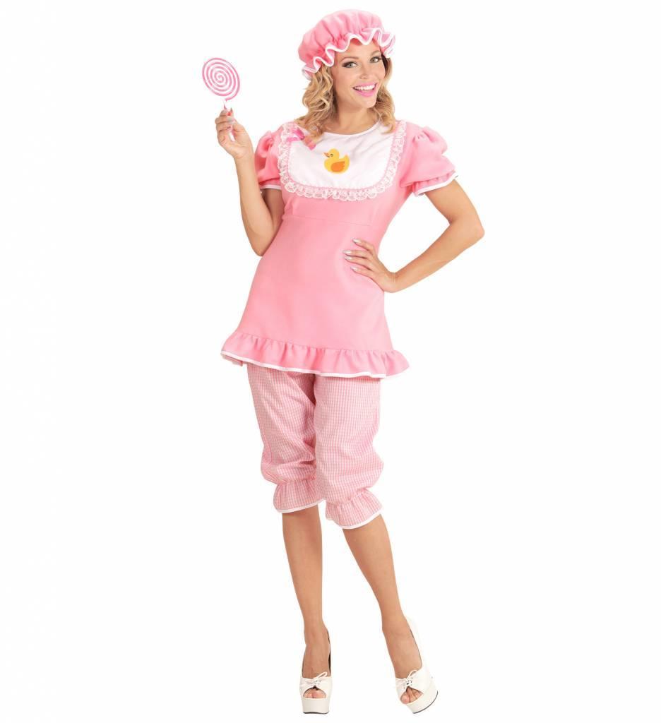 Baby Kostuum Roze