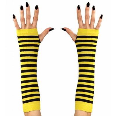 Vingerloze Handschoen Bij