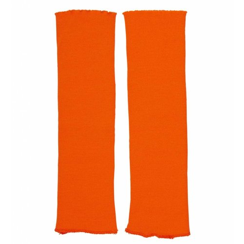 Widmann Beenwarmers Neon Oranje