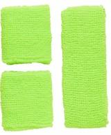 Zweetband Set Neon Groen