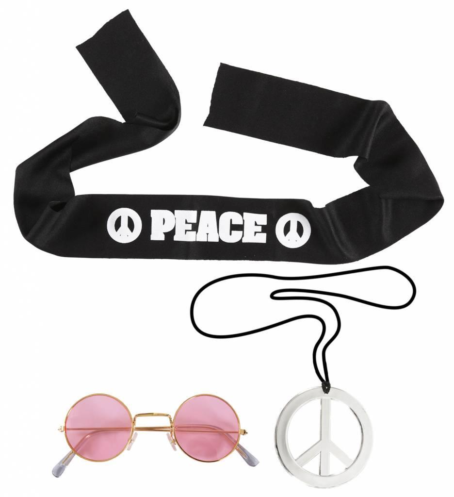 Hippie Verkleedset