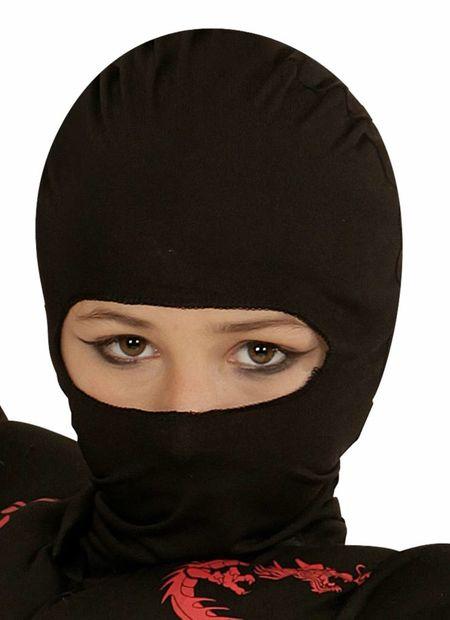 Ninja Masker, Kind