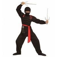 Widmann Ninja Masker Kind