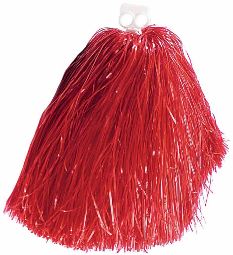 Pom Pom Luxe Uitvoering Rood
