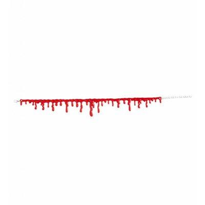 Ketting Bloeddruppels