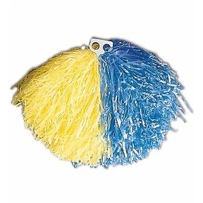Pom Pom Blauw/Geel