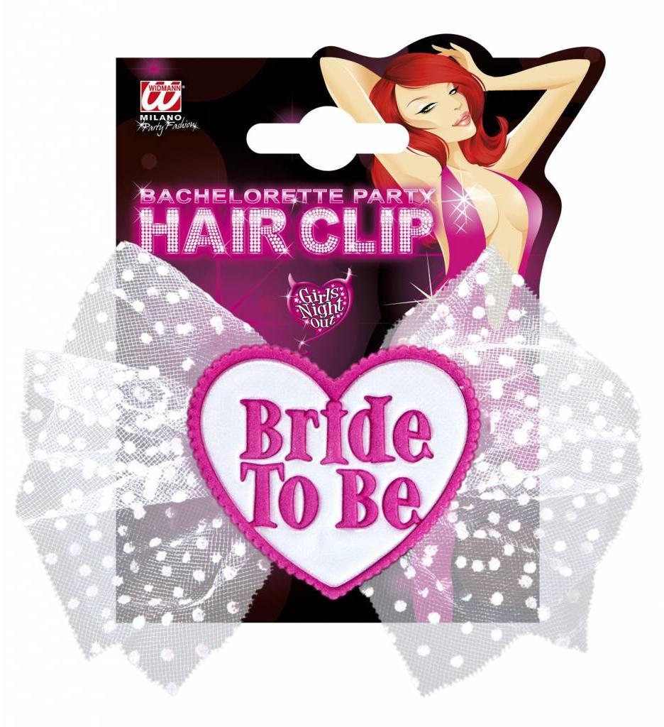 Hairclip Bride To Be