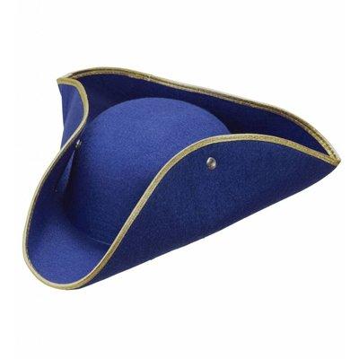 Tricorn Vilt Blauw