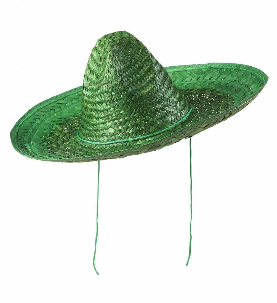 Sombrero 48Cm Groen