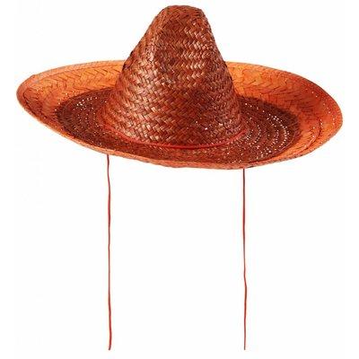 Sombrero 48Cm Oranje