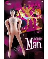 Opblaasbare Mannelijke Pop 150 Cm