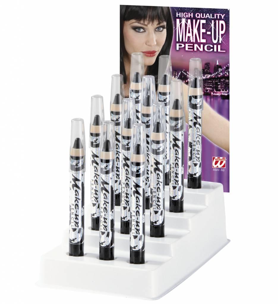 Display Make-Up Potlood Zwart