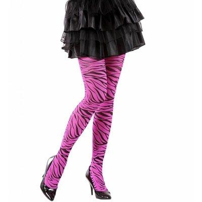 Panty Roze Zebra