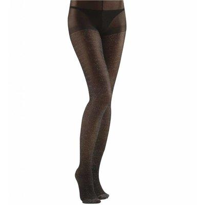 Panty 40Den Glitter Zwart