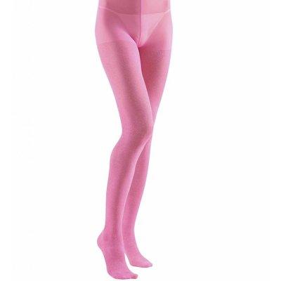 Panty 40Den Glitter Roze XL