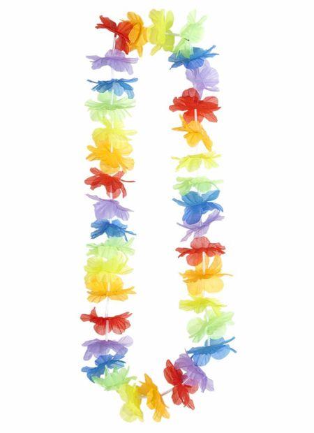 Hawaii Krans Regenboogkleuren