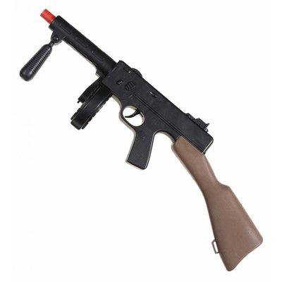 Machinegeweer Tommy Met Geluid