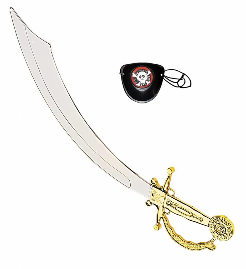 Piratenzwaard Met Ooglap