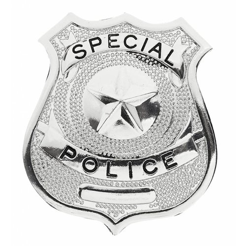 "Badge ""Special Police"""
