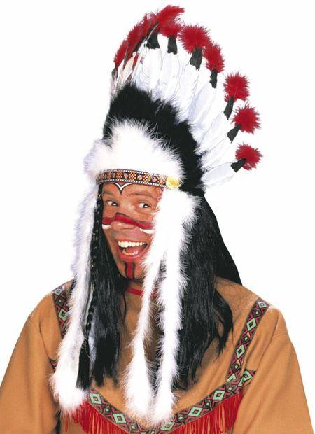 "Indianentooi ""Sitting Bull"""