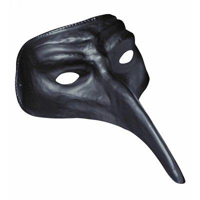 Venetiaans Masker Zwart