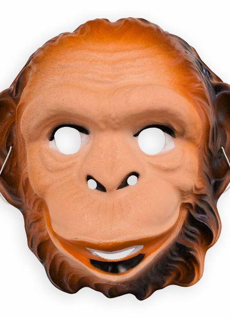 Plastic Kindermasker, Aap