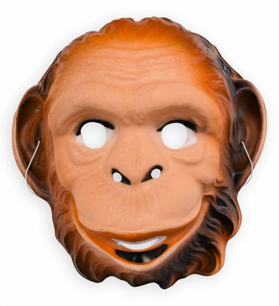 Plastic Kindermasker Aap
