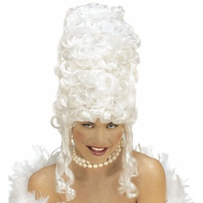 Pruik Antoinette (In Plastic Zak)