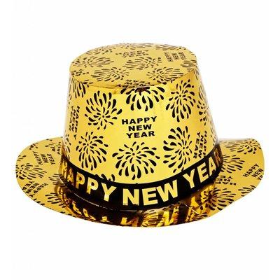 Happy New Year Hoge Hoed Goud