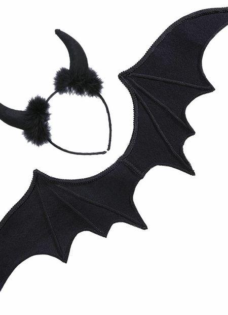 Duivel Set, Zwart