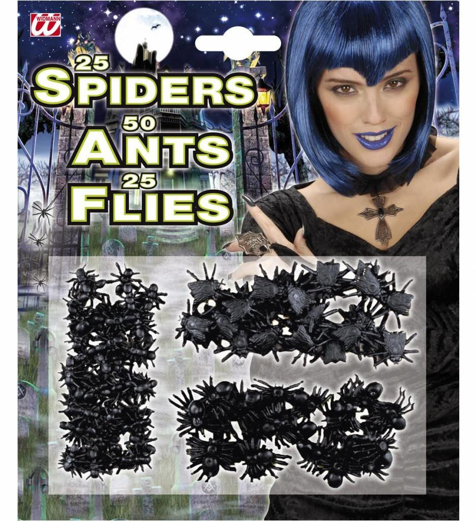 100 Insekten Set