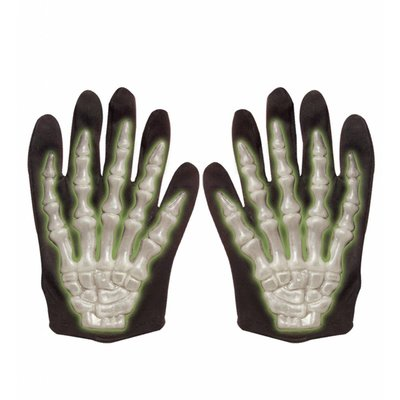 Skelethandschoenen 3D L.I.D.