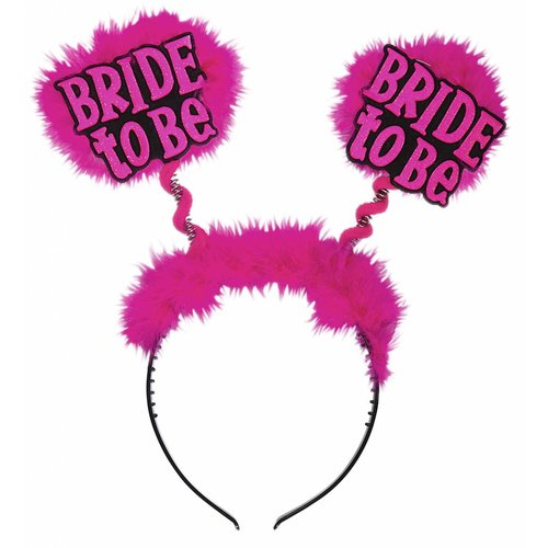 "Bopper Zwart ""Bride To Be"""