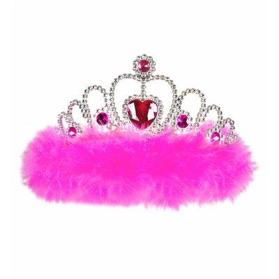 Tiara Roze Met Hartje