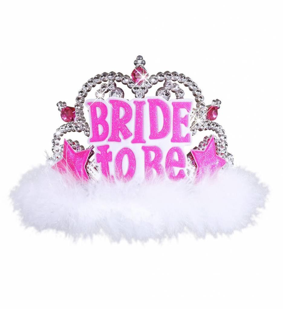 """Tiara """"Bride To Be"""""""