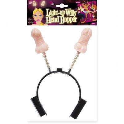 Haarband Met 2 Piemels