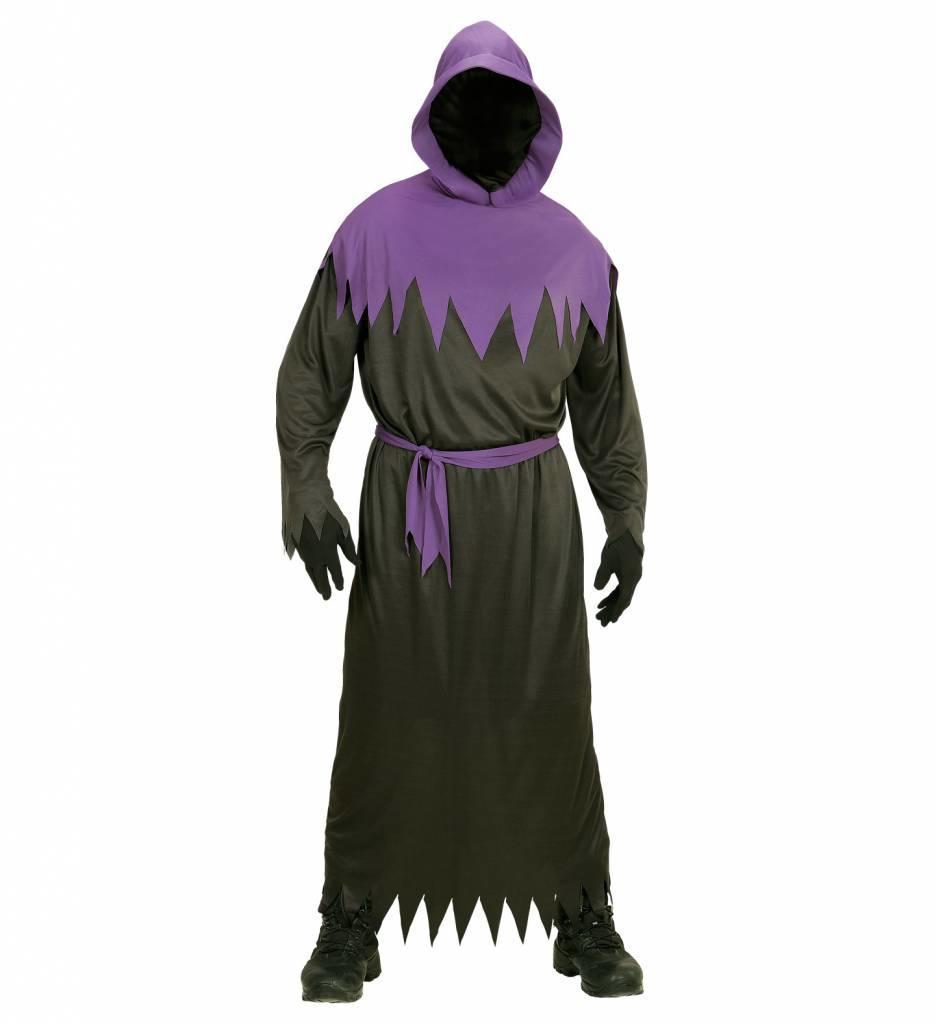 Zwart Spook Kostuum