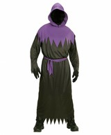Zwart Spook Kostuum Kind