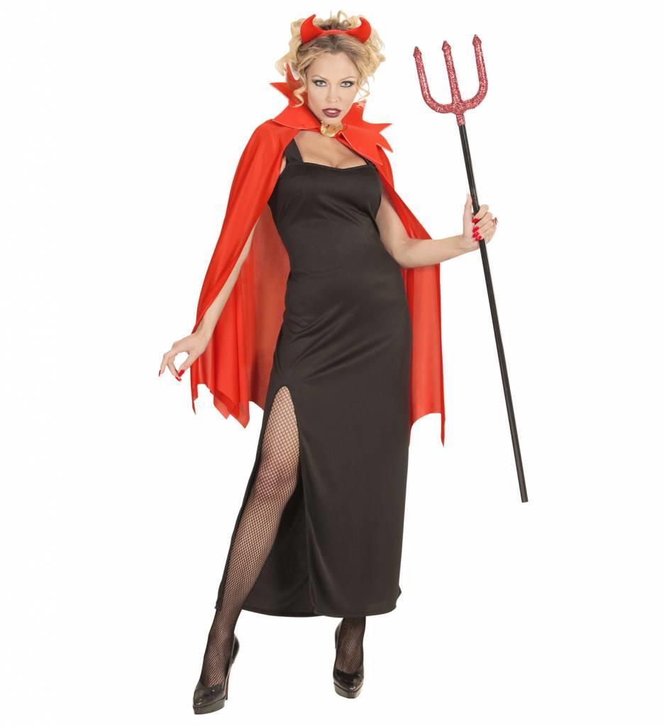 Duivelse Dame Kostuum
