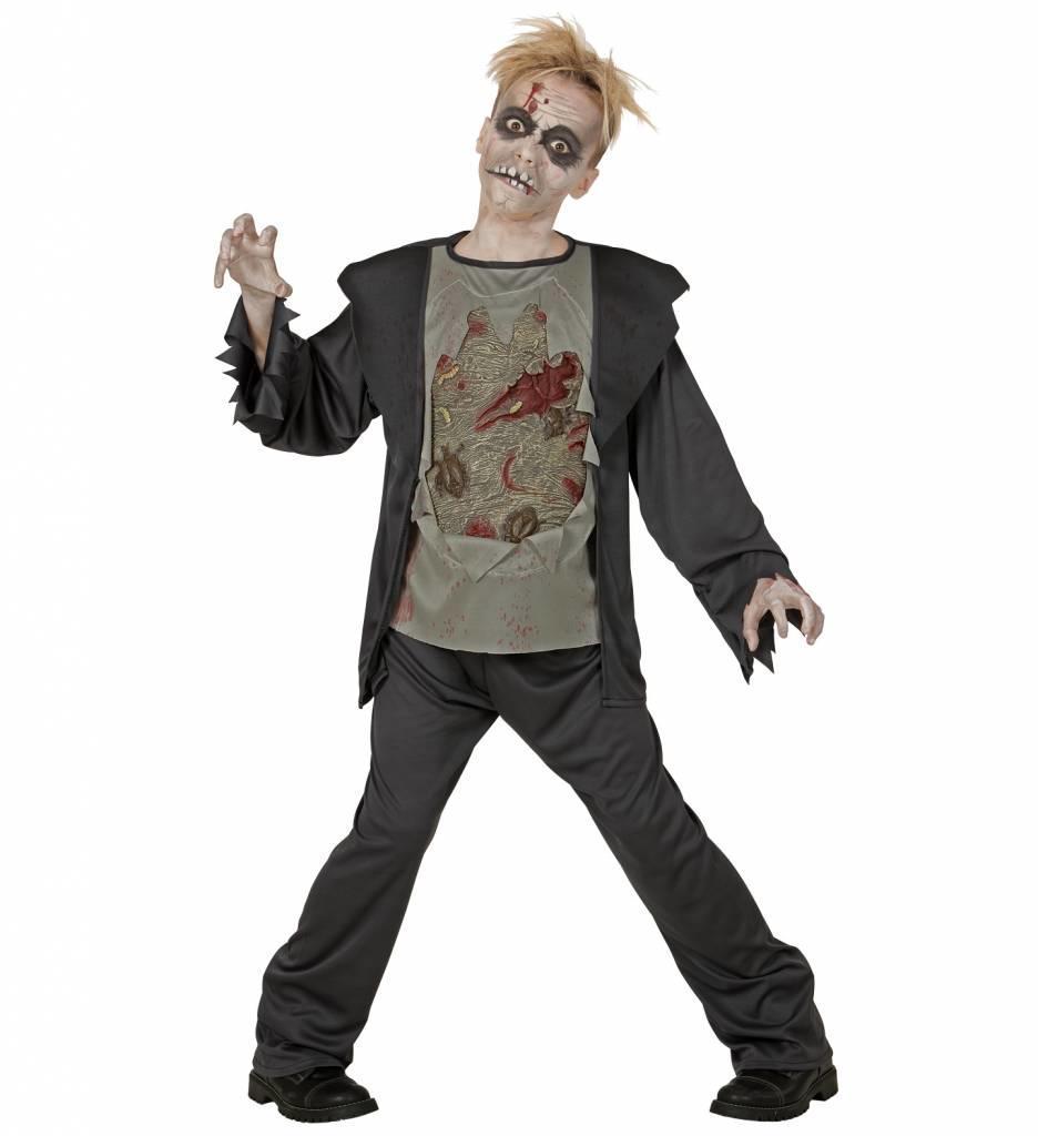 Zombie Kind Kostuum