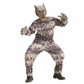 Weerwolf Kostuum Kind