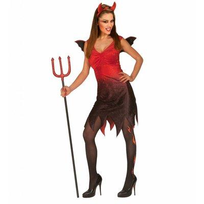 Spicy Duivelin Kostuum