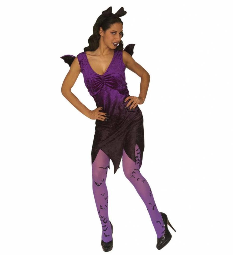 Spicy Vleermuis Kostuum