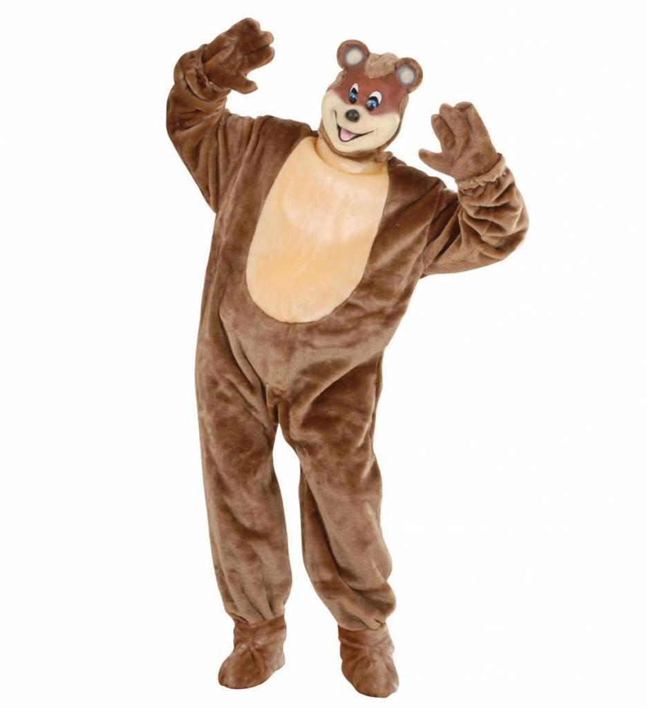 Plushe Kostuum Bear