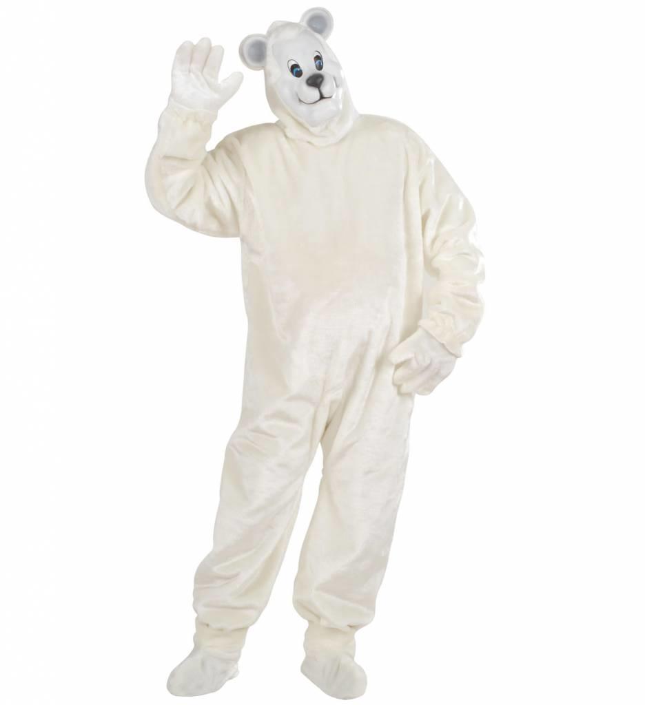 Plushe Kostuum Ijsbeer
