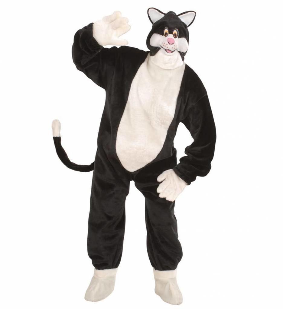 Pluche Katten Kostuum Luxe
