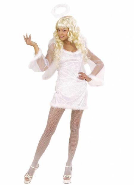 Sexy Engel  Kostuum