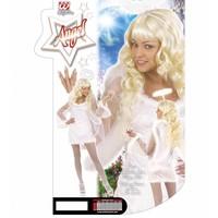 Widmann Sexy Engel  Kostuum