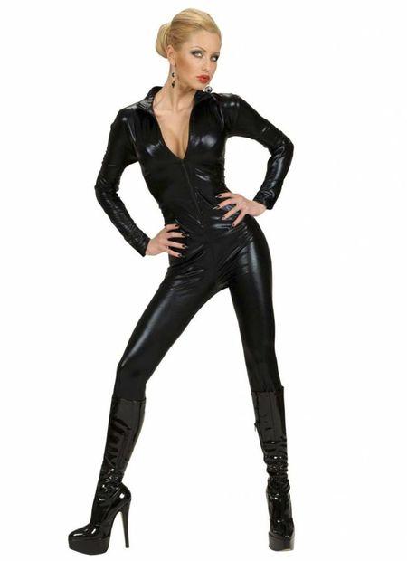 Catsuit, Zwart Kostuum
