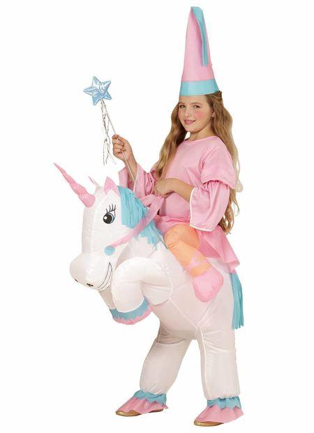 Opblaasbare Unicorn Kind